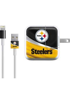 Pittsburgh Steelers iPad Charger (10W USB) Skin
