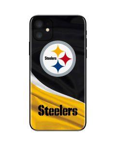 Pittsburgh Steelers iPhone 11 Skin