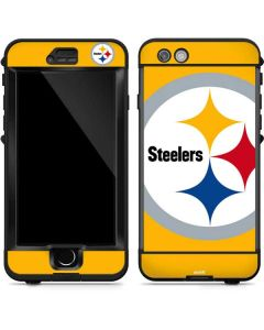 Pittsburgh Steelers Large Logo LifeProof Nuud iPhone Skin