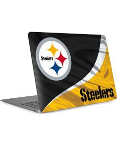 Pittsburgh Steelers Apple MacBook Air Skin