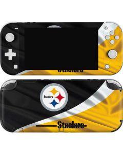 Pittsburgh Steelers Nintendo Switch Lite Skin