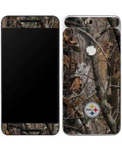 Pittsburgh Steelers Realtree AP Camo Google Nexus 6P Skin
