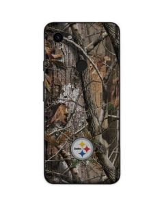 Pittsburgh Steelers Realtree AP Camo Google Pixel 3a Skin