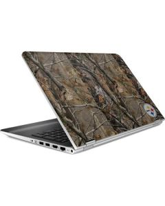 Pittsburgh Steelers Realtree AP Camo HP Pavilion Skin