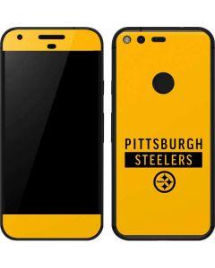 Pittsburgh Steelers Yellow Performance Series Google Pixel XL Skin