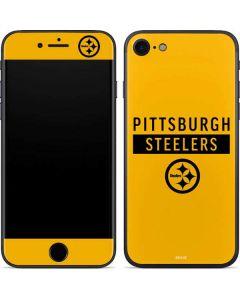 Pittsburgh Steelers Yellow Performance Series iPhone SE Skin
