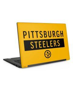 Pittsburgh Steelers Yellow Performance Series Dell Latitude Skin