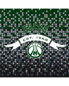 Milwaukee Bucks Pixels Amazon Echo Skin