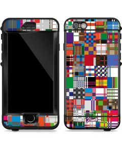 Plaid City LifeProof Nuud iPhone Skin