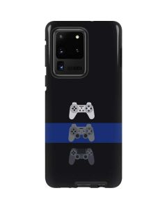PlayStation Controller Evolution Galaxy S20 Ultra 5G Pro Case