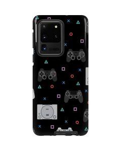 PlayStation Pattern Galaxy S20 Ultra 5G Pro Case