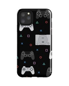 PlayStation Pattern iPhone 11 Pro Max Impact Case