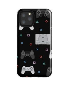 PlayStation Pattern iPhone 11 Pro Impact Case