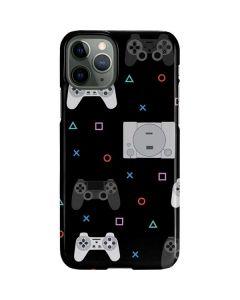 PlayStation Pattern iPhone 11 Pro Lite Case