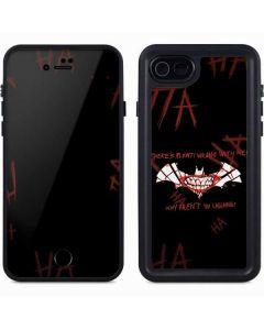 Plenty Wrong With Me - The Joker iPhone 7 Waterproof Case