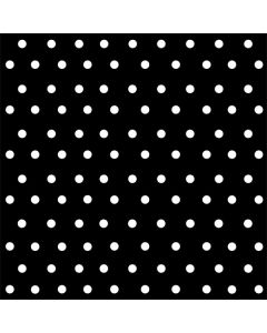 Black and White Polka Dots LifeProof Nuud iPhone Skin