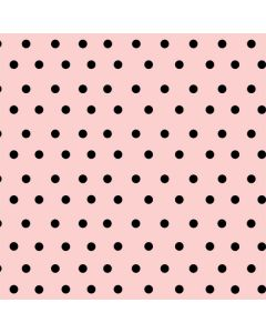 Pink and Black Polka Dots LifeProof Nuud iPhone Skin