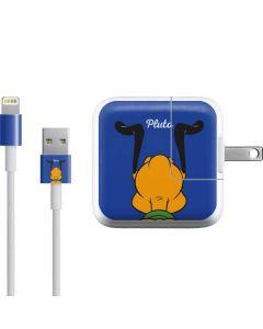 Pluto Backwards iPad Charger (10W USB) Skin