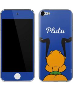 Pluto Backwards Apple iPod Skin