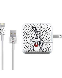 Pluto Confused iPad Charger (10W USB) Skin