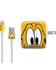 Pluto Up Close iPad Charger (10W USB) Skin