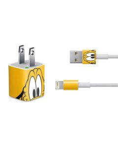 Pluto Up Close iPhone Charger (5W USB) Skin