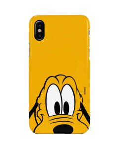 Pluto Up Close iPhone XS Max Lite Case