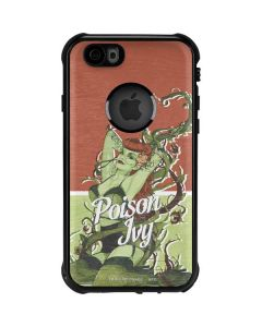 Poison Ivy iPhone 6/6s Waterproof Case