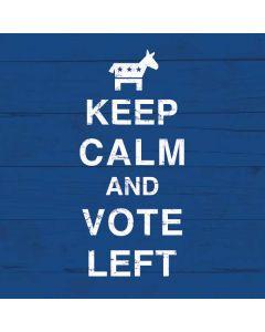 Keep Calm And Vote Left Amazon Echo Skin