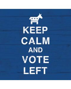Keep Calm And Vote Left Apple TV Skin