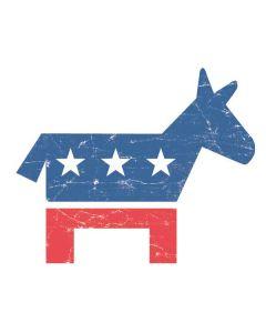Democrat Donkey Amazon Echo Skin