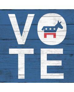 Vote Democrat HP Notebook Skin