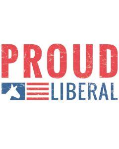 Proud Liberal HP Notebook Skin