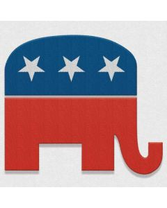 Republican Elephant Apple TV Skin