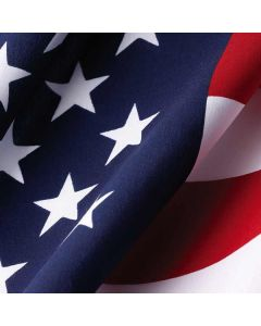 The American Flag Generic Laptop Skin