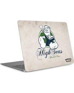 Popeye High Seas Apple MacBook Air Skin