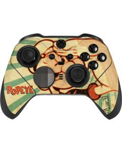 Popeye out at Sea Xbox Elite Wireless Controller Series 2 Skin