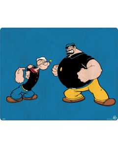 Popeye Brutus Fighting HP Notebook Skin