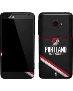 Portland Trail Blazers Away Jersey EVO 4G LTE Skin