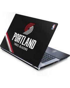 Portland Trail Blazers Away Jersey Generic Laptop Skin