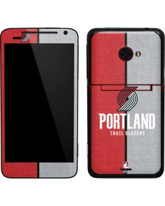 Portland Trail Blazers Canvas EVO 4G LTE Skin