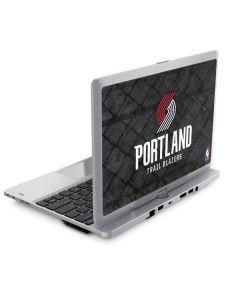 Portland Trail Blazers Dark Rust Elitebook Revolve 810 Skin