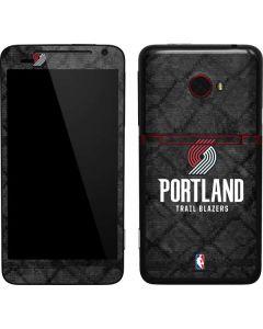Portland Trail Blazers Dark Rust EVO 4G LTE Skin