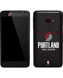 Portland Trail Blazers Distressed EVO 4G LTE Skin
