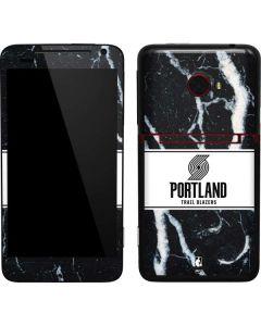 Portland Trail Blazers Marble EVO 4G LTE Skin