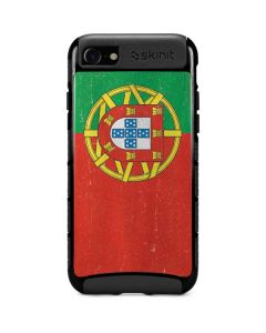 Portugal Flag Distressed iPhone SE Cargo Case