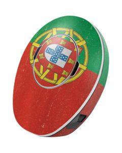 Portugal Flag Distressed MED-EL Samba Skin