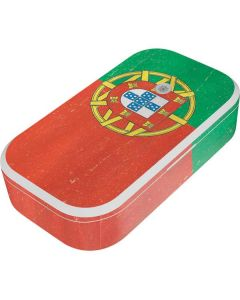 Portugal Flag Distressed UV Phone Sanitizer and Wireless Charger Skin