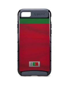 Portugal Soccer Flag iPhone 7 Cargo Case