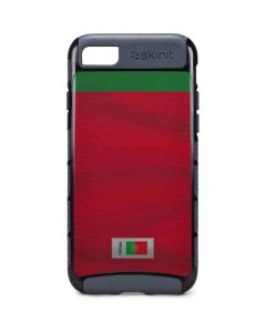 Portugal Soccer Flag iPhone 8 Cargo Case